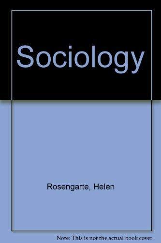 9780024036551: Sociology