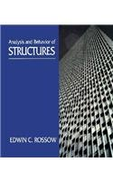 9780024039132: Analysis and Behavior of Structures