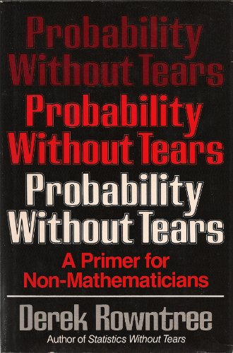 9780024041005: Probability Without Tears: A Primer for Non-Mathematicians