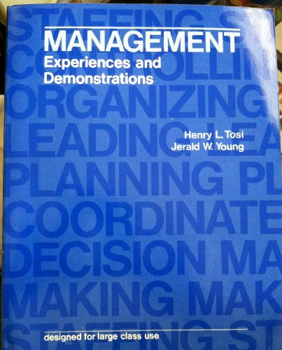 9780024041036: Managerial Decision Making (Modules in management)