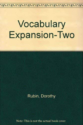9780024042408: Vocabulary Expansion-Two