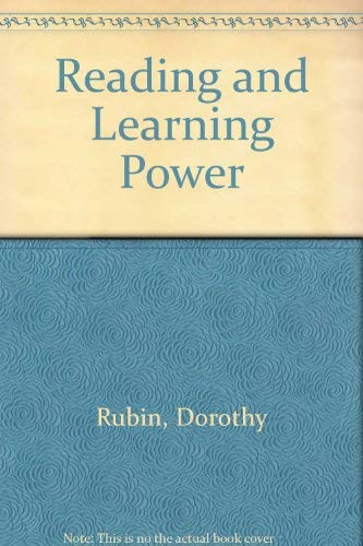 9780024044501: Reading and Learning Power