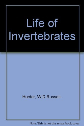 9780024046208: Life of Invertebrates