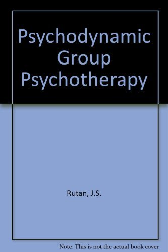 9780024049308: Psychodynamic Group Psychotherapy