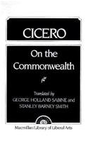 9780024049803: Cicero: On the Commonwealth