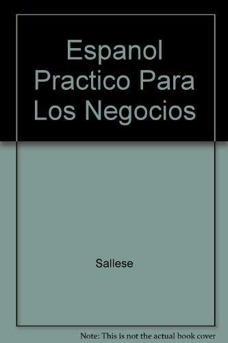 9780024052810: Espanol Practico Para Los Negocios