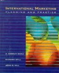 9780024055507: International Marketing: Planning and Practice