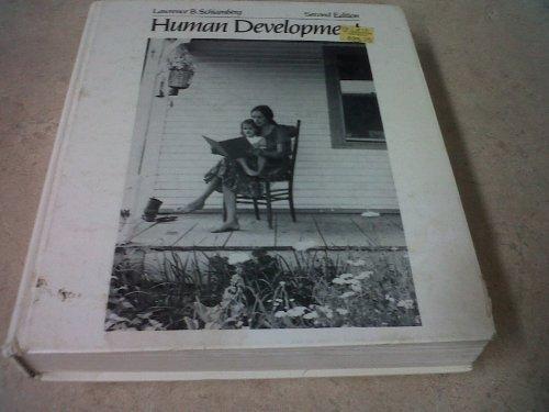 9780024068705: Human Development
