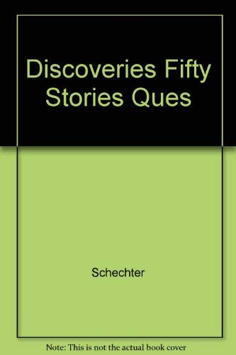 9780024069801: Discoveries: 50 Stories of the Quest