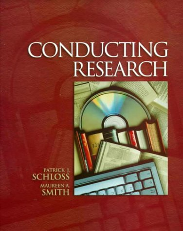 9780024073709: Conducting Research