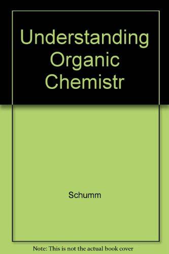 9780024076502: Understanding Organic Chemistr