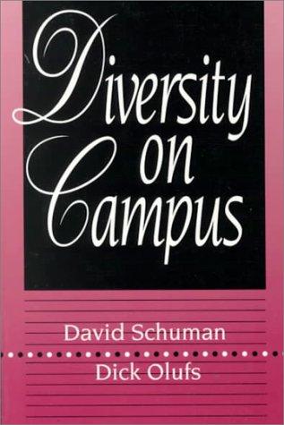 9780024081421: Diversity on Campus