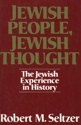 9780024089403: Jewish People, Jewish Thought : The Jewish Experience in History