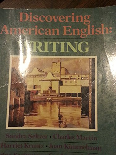9780024089601: Discovering American English: Writing