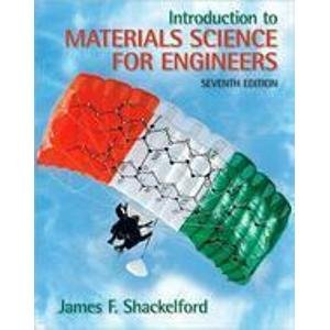 9780024097514: Introduction to Materials Science for Engineers