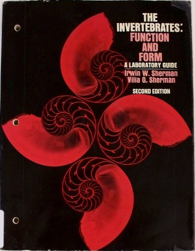 9780024098412: The invertebrates: Function and form  a laboratory guide