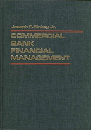 9780024105905: Commercial bank financial management