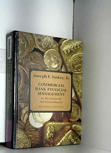 9780024105950: Commercial Bank Financial Management in the Financial Services Industry