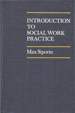 9780024108500: Introduction to Social Work Practice