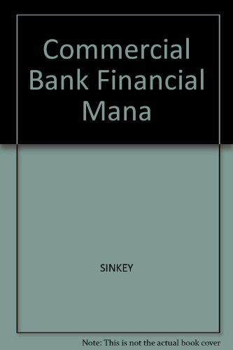 9780024109903: Commercial Bank Financial Mana