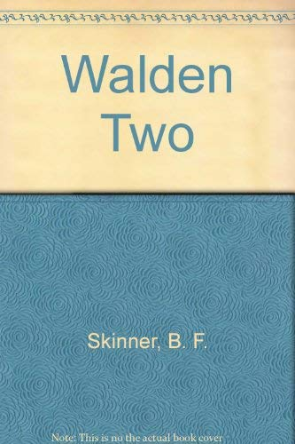 9780024114907: Walden Two