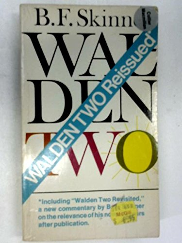 9780024115003: Walden Two