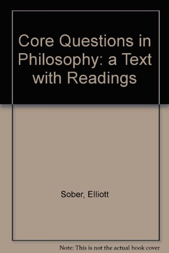 9780024131515: Core Questions in Philosophy: A Text With Readings
