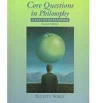 9780024131614: Core Questions in Philosophy: A Text With Readings