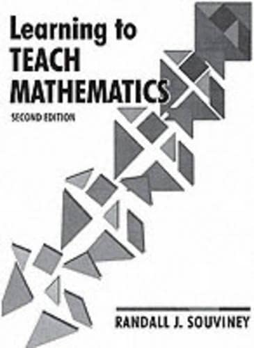 9780024138415: Learning to Teach Mathematics