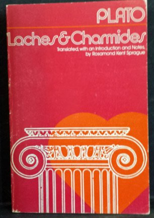 9780024141903: Laches and Charmides (Library of Liberal Arts)