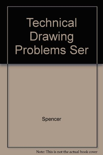 9780024146106: Technical Drawing Problems Ser