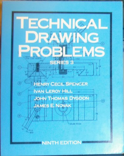 9780024146304: Technical Drawing Problems, Series 3