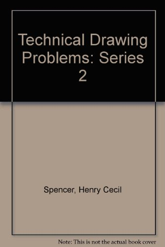 9780024146403: Technical Drawing Problems: Series 2