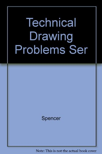 9780024146601: Technical Drawing Problems Ser