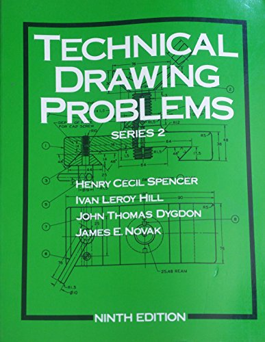 9780024146700: Technical Drawing Problems (Series ii)