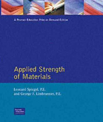 9780024149701: Applied Strength of Materials