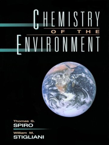 9780024152619: Chemistry of the Environment
