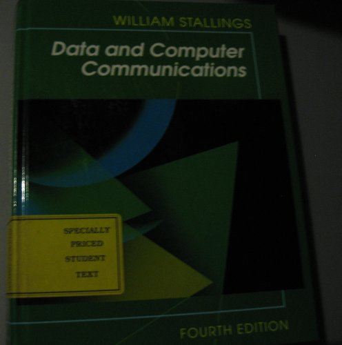 9780024154415: Data and Computer Communications