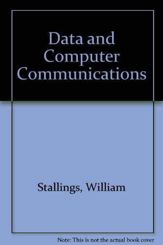 9780024154545: Data and Computer Communications