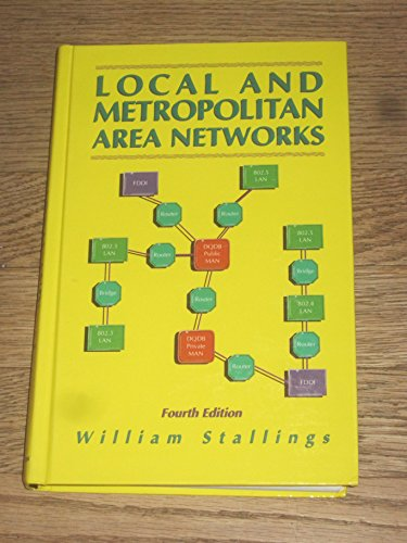 9780024154651: Local and Metropolitan Area Networks