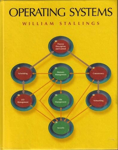 operating systems william stallings review question By william stallings operating systems: internals and design principles provides a comprehensive iot operating systems 165 key terms and review questions.
