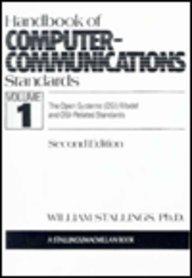 9780024155214: Handbook of Computer Communication Standard, Vol 1: The Open System Intercon Model (OSI) (2nd Edition) (Handbook for Computer Communications)