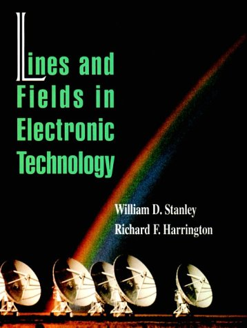 9780024156549: Lines and Fields in Electronic Technology