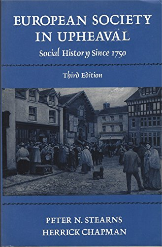 9780024162014: European Society in Upheaval: Social History since 1750