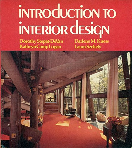 Introduction to Interior Design: Stepat-De Van, Dorothy