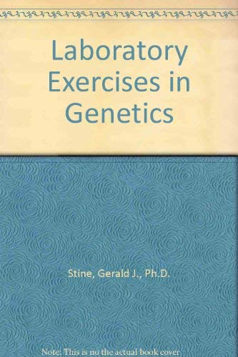 9780024175205: Laboratory Exercises in Genetics