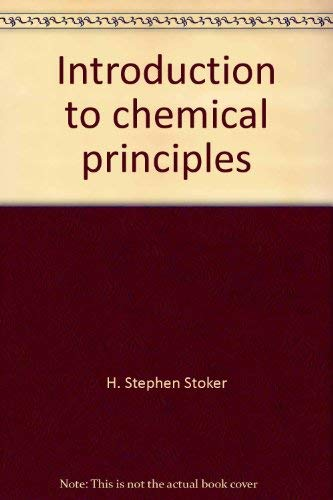 9780024176202: Introduction to chemical principles