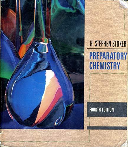 9780024177223: Preparatory Chemistry