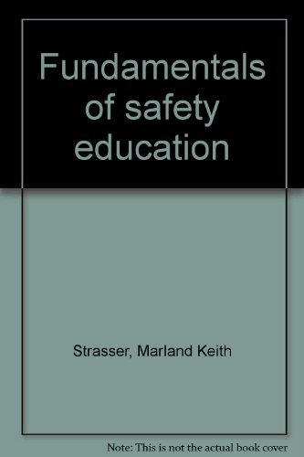 9780024179807: Fundamentals of safety education