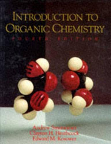 9780024181701: Introduction to Organic Chemistry